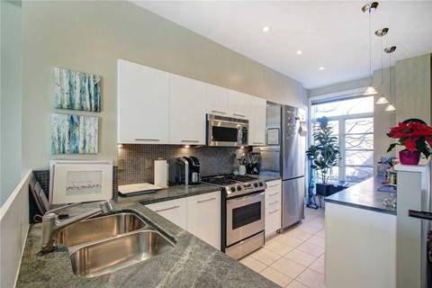 Townhouse for rent at 29 Macphail Ave Toronto Ontario - MLS: E4541691