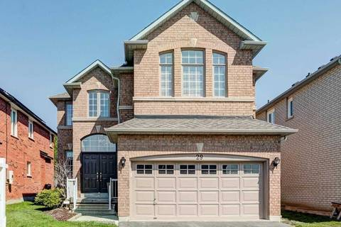 House for sale at 29 Manorpark Ct Markham Ontario - MLS: N4516662