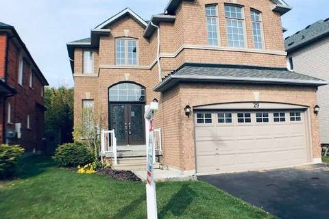 House for sale at 29 Manorpark Ct Markham Ontario - MLS: N4625623