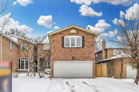House for sale at 29 Marion Cres Markham Ontario - MLS: N4647343
