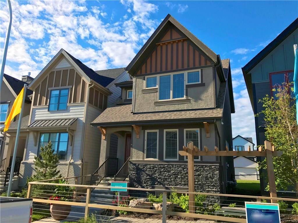 House for sale at 29 Masters Cres Se Mahogany, Calgary Alberta - MLS: C4229098