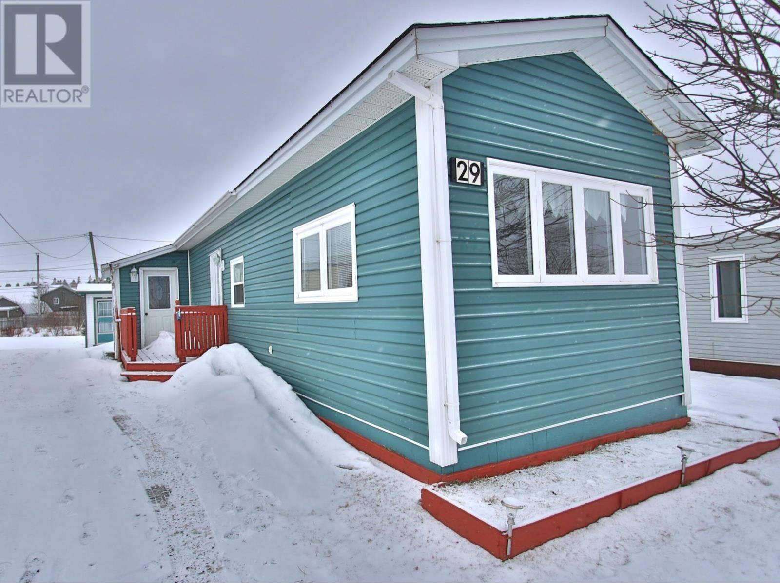 Residential property for sale at 29 Meadowbrook Park Dr St.  John's Newfoundland - MLS: 1209264