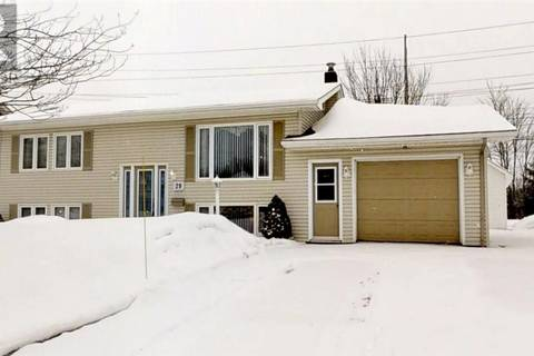 House for sale at 29 Mecca  Moncton New Brunswick - MLS: M121416