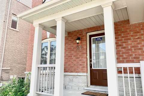 Townhouse for sale at 29 Mortlock St Ajax Ontario - MLS: E4831510