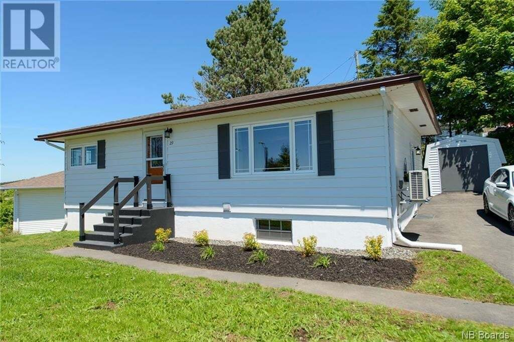 House for sale at 29 Mountain Rd Saint John New Brunswick - MLS: NB044930