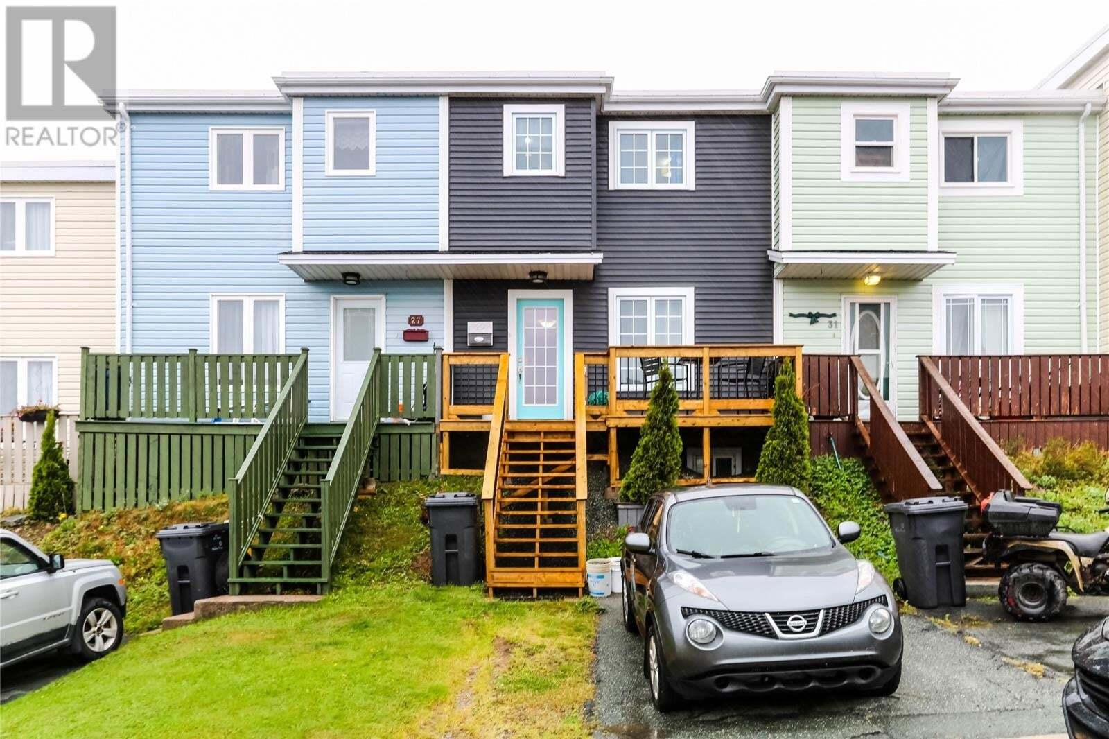House for sale at 29 Nash Cres Mount Pearl Newfoundland - MLS: 1221365