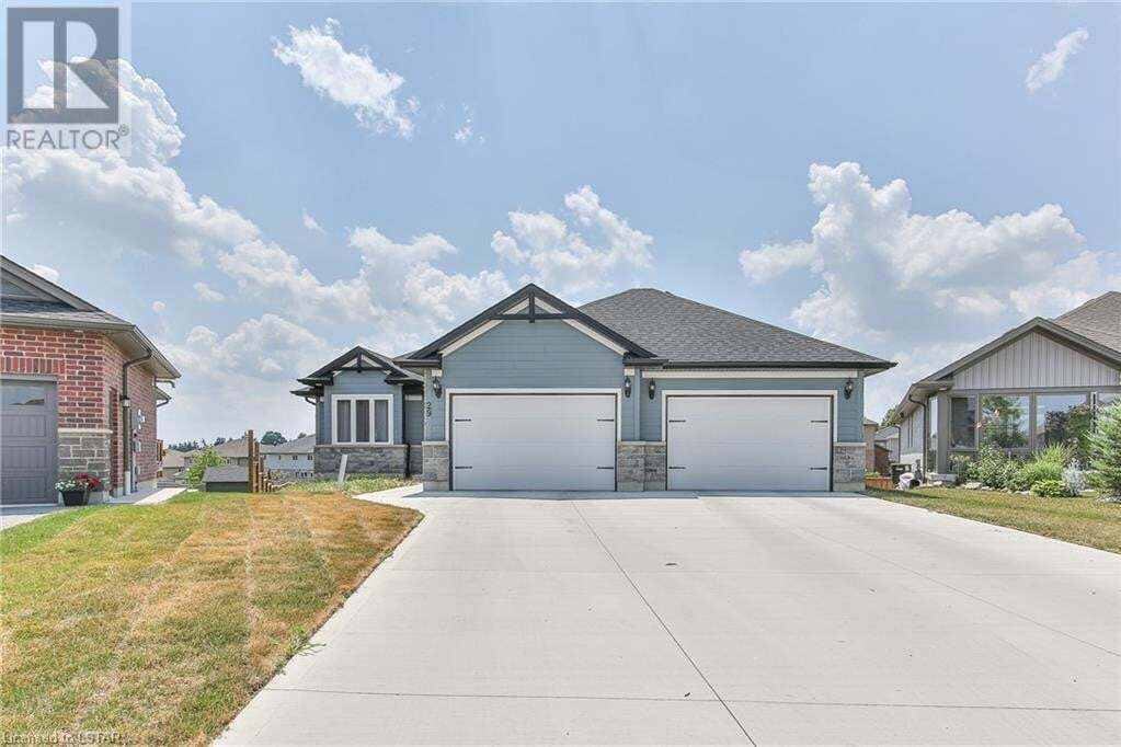 House for sale at 29 Nicoles Tr Thorndale Ontario - MLS: 273323