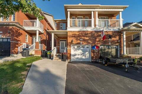 Townhouse for sale at 29 Palm Tree Rd Brampton Ontario - MLS: W4925674