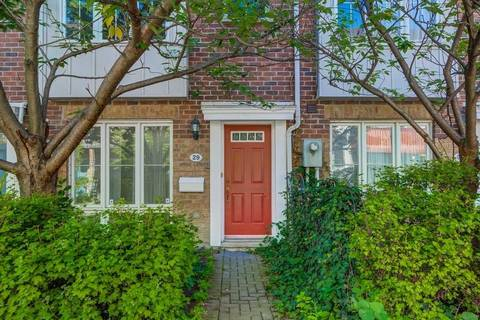 Townhouse for rent at 29 Pear Tree Me Toronto Ontario - MLS: W4561487