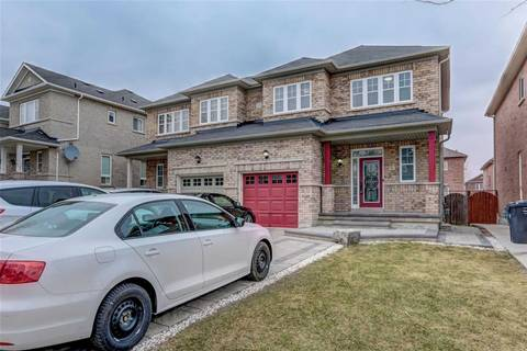 Townhouse for sale at 29 Pergola Wy Brampton Ontario - MLS: W4733178