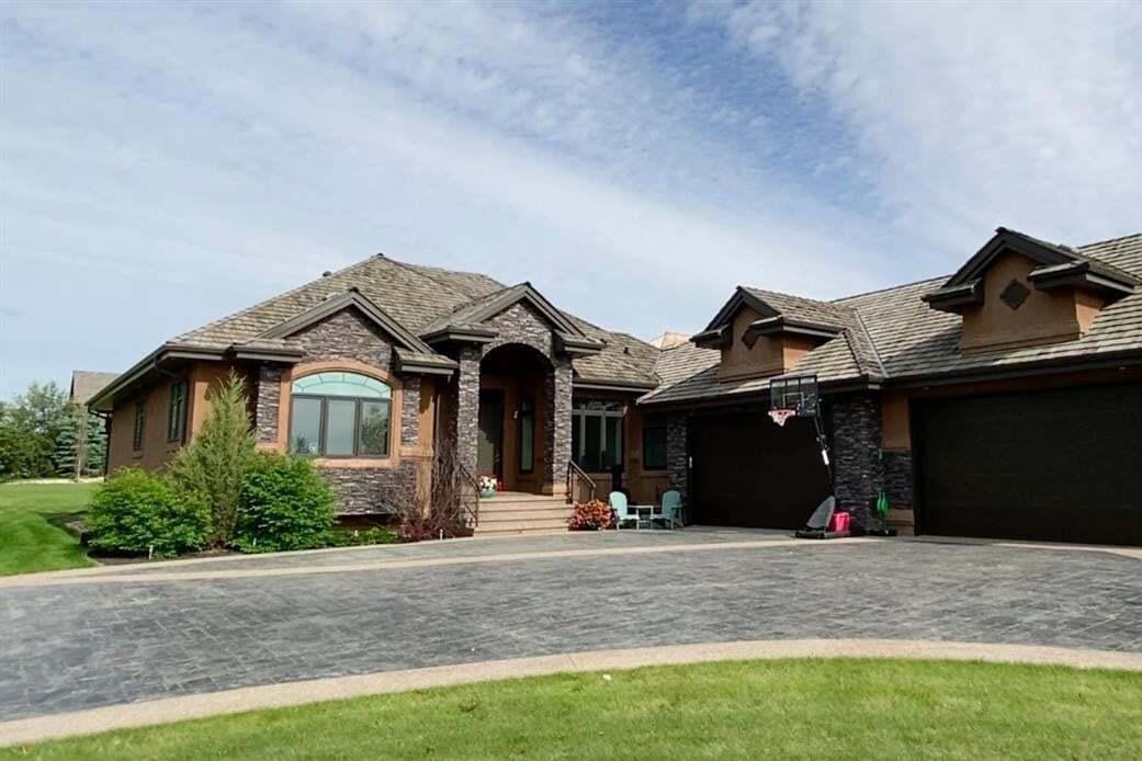 House for sale at 29 Pinnacle Cl Rural Sturgeon County Alberta - MLS: E4205220