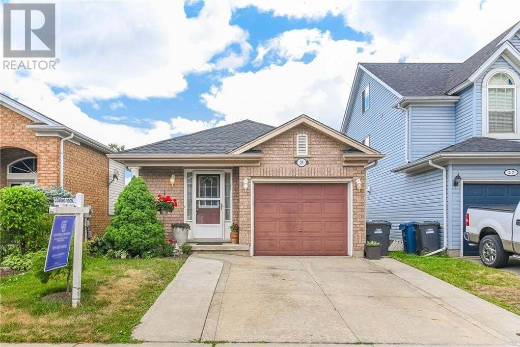 House for sale at 29 Porter Dr Guelph Ontario - MLS: 30821946