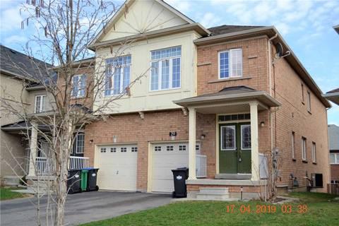Townhouse for rent at 29 Portrush Tr Brampton Ontario - MLS: W4552344