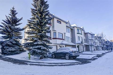 Townhouse for sale at 29 Prominence Vw Southwest Calgary Alberta - MLS: C4281902