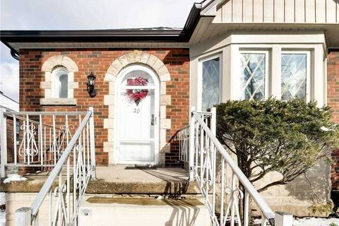 House for sale at 29 Queensdale Ave Hamilton Ontario - MLS: X4665108