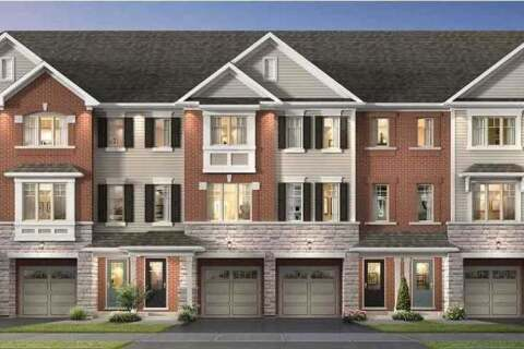 Townhouse for sale at 29 Rapids Ln Hamilton Ontario - MLS: X4802459