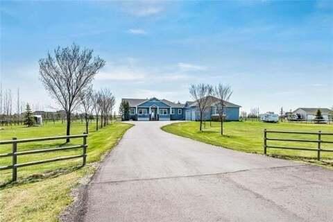 House for sale at 29 Ravencrest Dr Rural Foothills County Alberta - MLS: C4296176