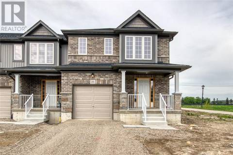 Townhouse for sale at 29 Robertson Dr Stratford Ontario - MLS: 30741105