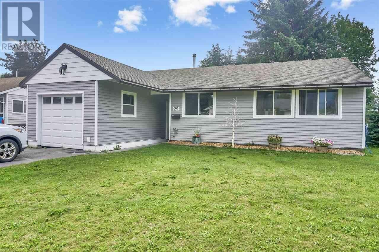 House for sale at 29 Saguenay St Kitimat British Columbia - MLS: R2454365