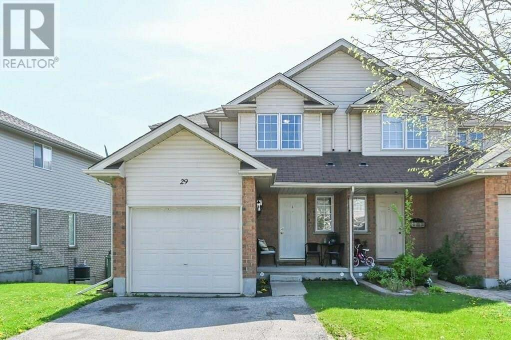 House for sale at 29 Sandcreek Ln Guelph Ontario - MLS: 30809384