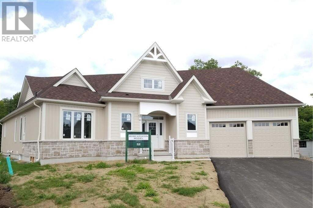 House for sale at 29 Sedona Ct Bobcaygeon Ontario - MLS: 40013845