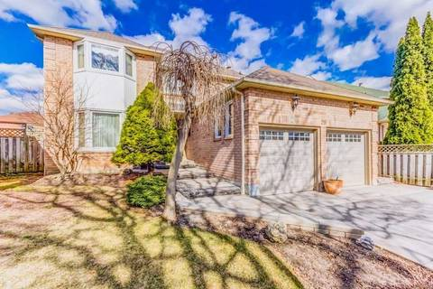 House for sale at 29 Shallice Ct Toronto Ontario - MLS: E4412083