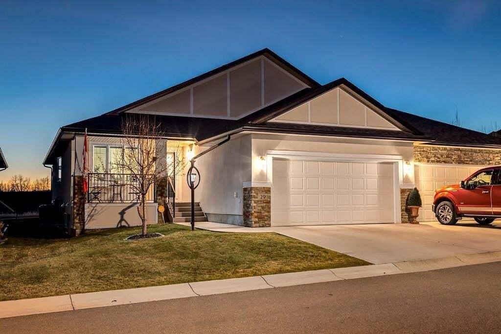 Townhouse for sale at 29 Sheep River Vw Sheep River Ridge, Okotoks Alberta - MLS: C4299463