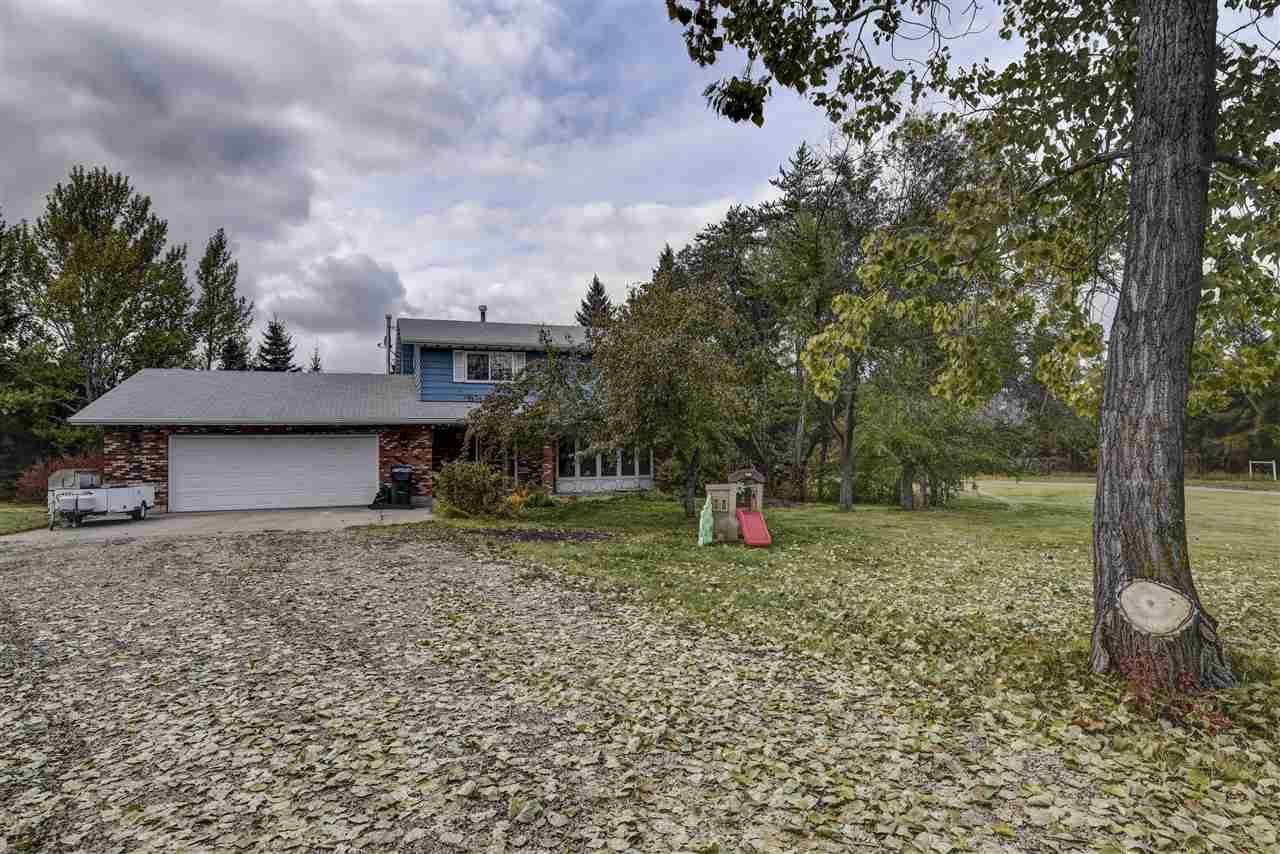 House for sale at 29 Shultz Dr Rural Sturgeon County Alberta - MLS: E4169330
