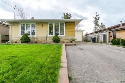 House for sale at 29 Slan Ave Toronto Ontario - MLS: E4446150