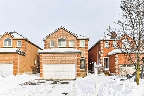 House for sale at 29 Sophia Rd Markham Ontario - MLS: N4674540