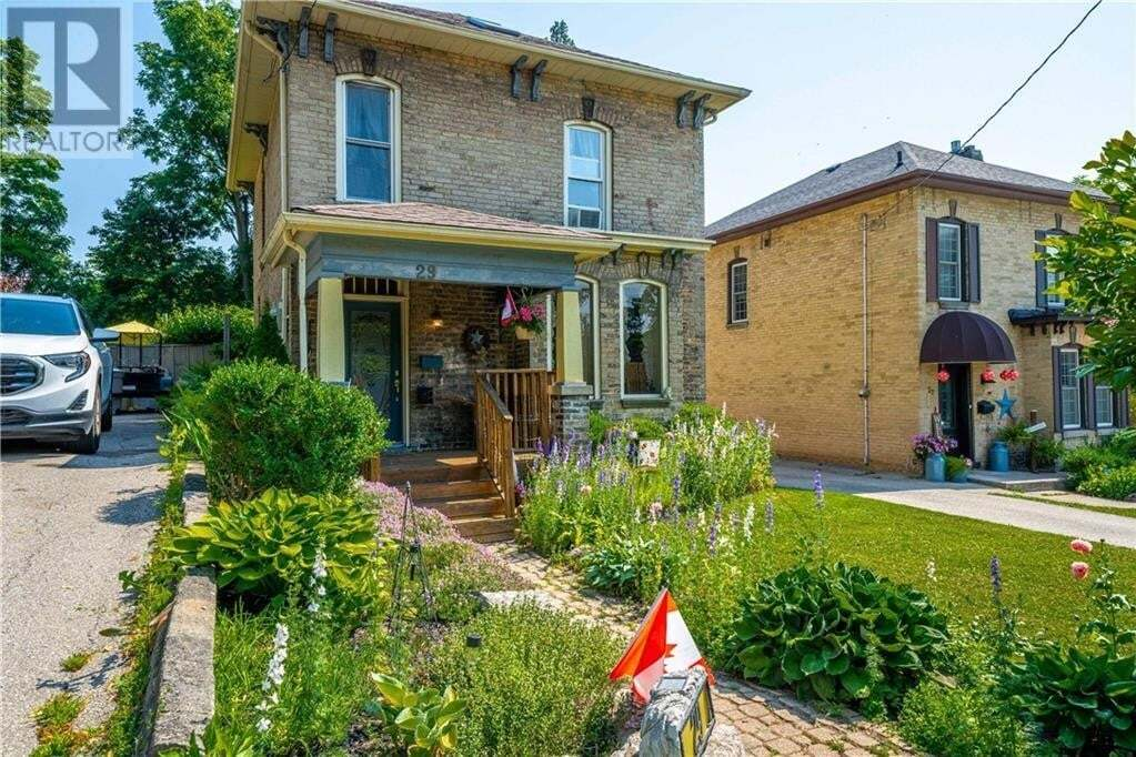 House for sale at 29 St Andrew St Paris Ontario - MLS: 30818086