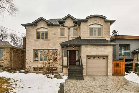 House for sale at 29 Sun Row Dr Toronto Ontario - MLS: W4718583