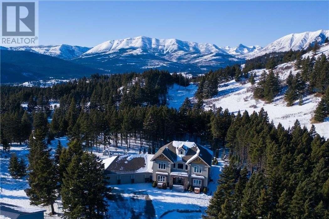 House for sale at 29 Talon Peaks Estates Estates Rural Pincher Creek No. 9, M.d. Of Alberta - MLS: ld0183471