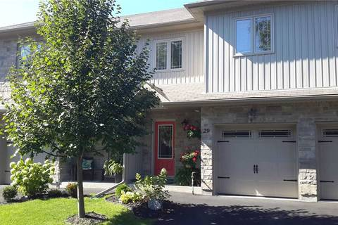 Townhouse for sale at 29 Taylor Dr Orillia Ontario - MLS: S4571082