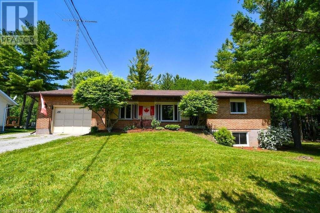 House for sale at 29 Taylor St Bobcaygeon Ontario - MLS: 261539