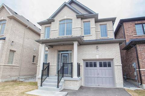 House for sale at 29 Temple Ave East Gwillimbury Ontario - MLS: N4737208