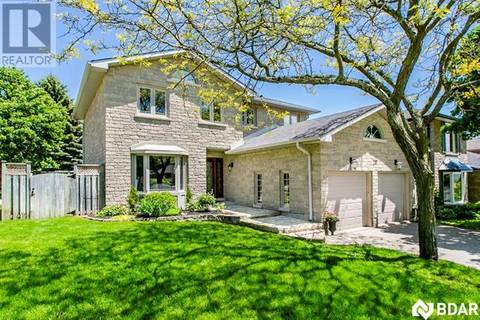 House for sale at 29 Thackeray Cres Barrie Ontario - MLS: 30744660