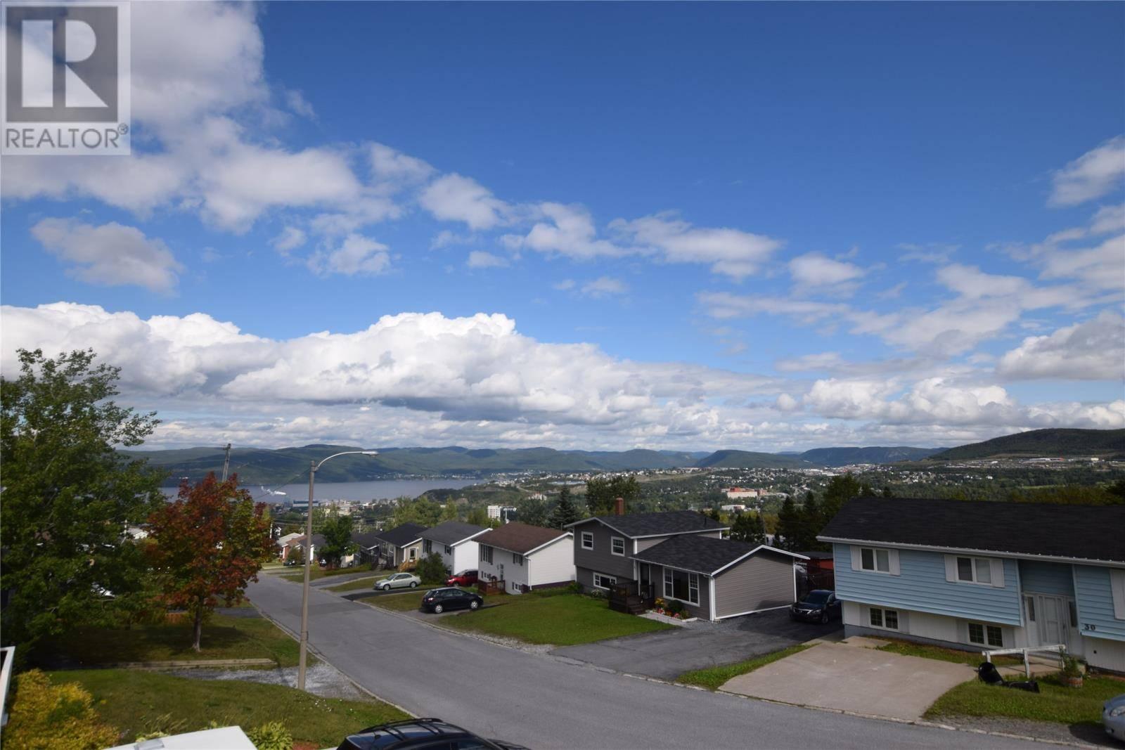 House for sale at 29 Tudor St Corner Brook Newfoundland - MLS: 1203183