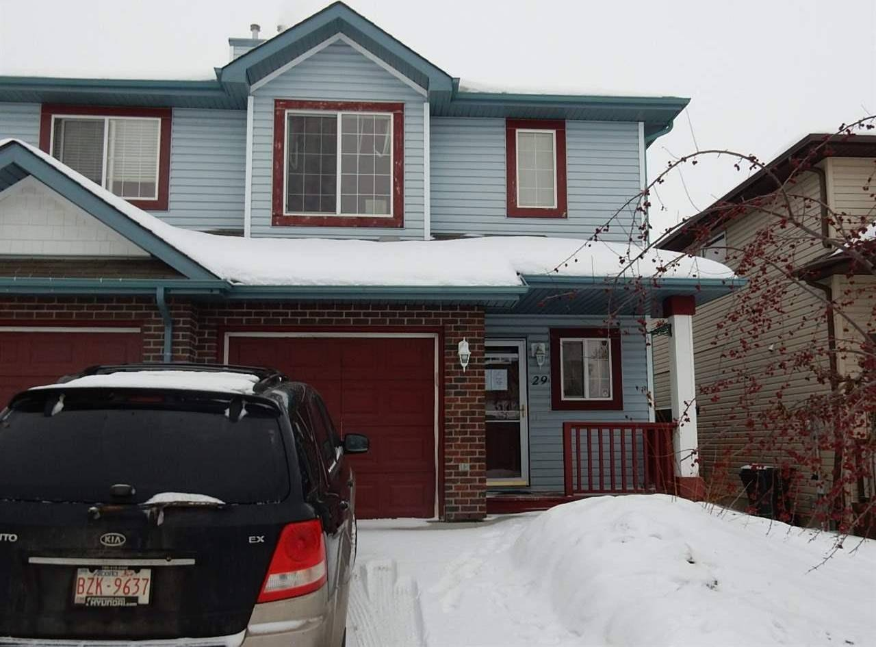 Townhouse for sale at 29 Vaughn Ave Spruce Grove Alberta - MLS: E4188048