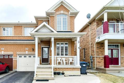 Townhouse for sale at 29 Vincent St Brampton Ontario - MLS: W4412444