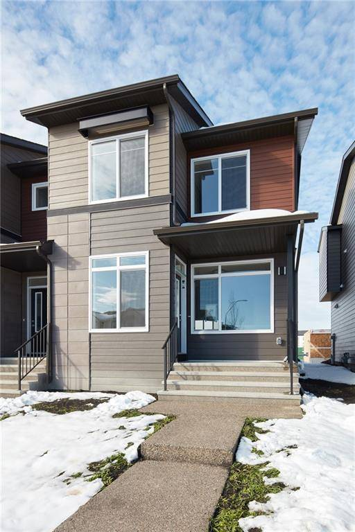 Townhouse for sale at 29 Walcrest Gt Se Walden, Calgary Alberta - MLS: C4268282