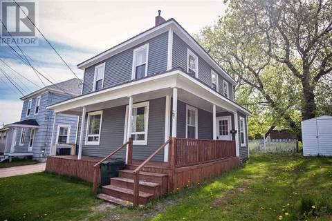 House for sale at 29 Wellington St Amherst Nova Scotia - MLS: 201906113