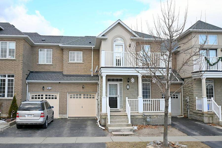 Townhouse for sale at 29 Westhampton Wy Stoney Creek Ontario - MLS: H4072827