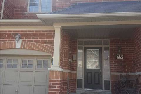Townhouse for sale at 29 Westport Dr Whitby Ontario - MLS: E4407173