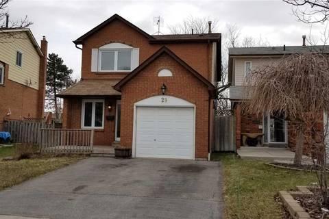 House for sale at 29 Weybridge Tr Brampton Ontario - MLS: W4422878