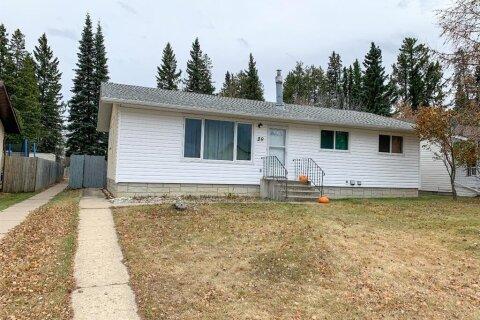 House for sale at 29 Whitecourt Ave Whitecourt Alberta - MLS: A1045479