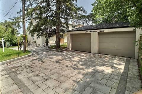 House for sale at 29 Whitman St Toronto Ontario - MLS: C4513529
