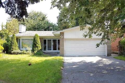 House for rent at 29 Windham Dr Toronto Ontario - MLS: C4719189