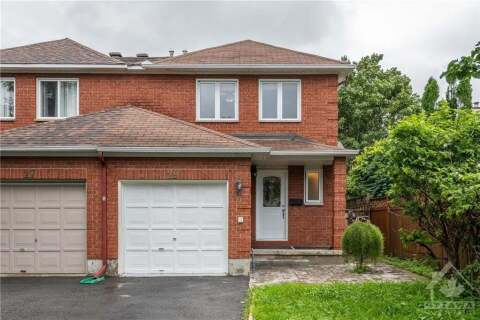 House for sale at 29 Woodbury Cres Ottawa Ontario - MLS: 1204751