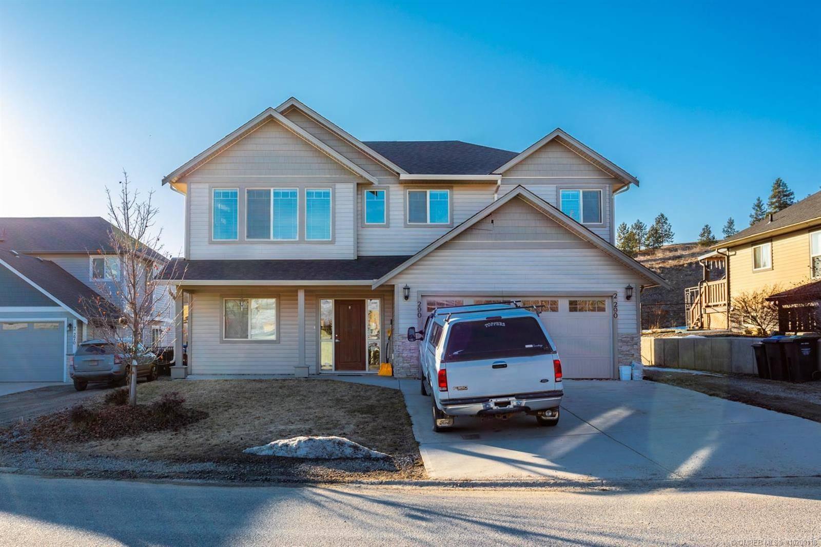 House for sale at 290 Arab Rd Kelowna British Columbia - MLS: 10200118